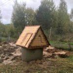 Колодец в Малаховке