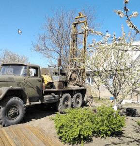 бурение скважин в Домодедовском районе
